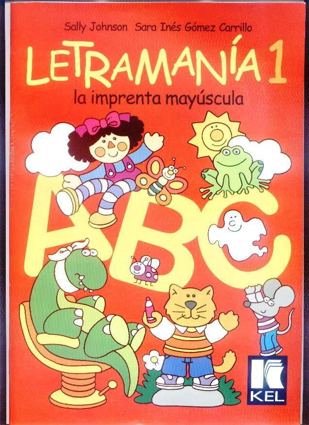 SET DE 4 LIBROS DE LETRAMAN  A